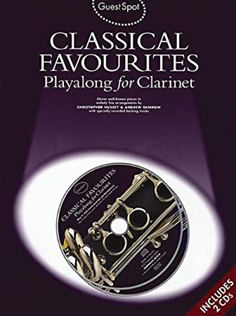 Guest Spot: Classical Favourites Playalong For Clarinet