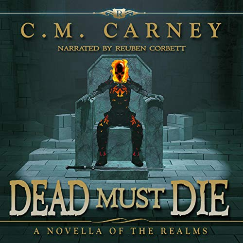 Dead Must Die: A Humorous LitRPG/GameLit Adventure cover art