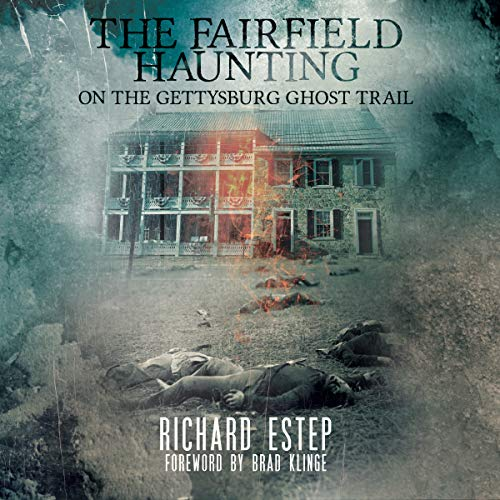 The Fairfield Haunting audiobook cover art