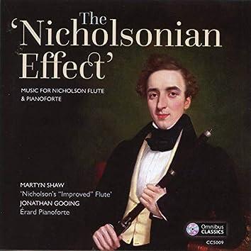 The Nicholsonian Effect