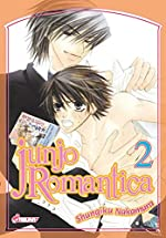 Junjo Romantica T02 de Nakmura Shungiku