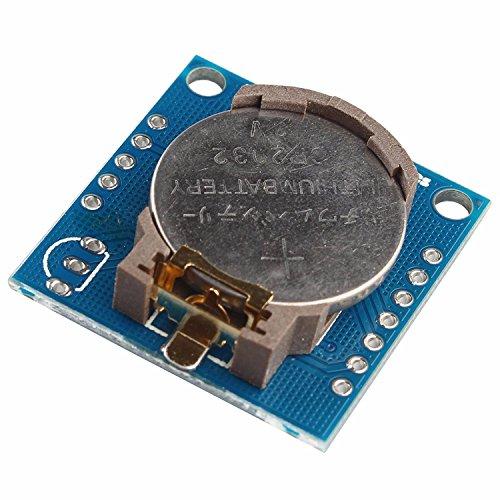 Tiny DS1307 I2C RTC DS1307 24C32 Módulo de Reloj de Tiempo Real para Arduino AVR PIC 51 Brazo
