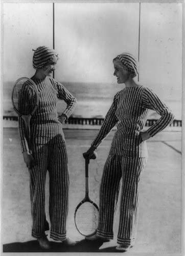 HistoricalFindings Photo: Athletic Pajamas Max 89% Outlet SALE OFF Coast in Vogue Marian