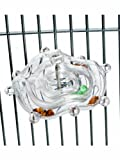 Creative Foraging Systems Tilt a Wheel Cage Mount Treat Dispensing Bird Toy