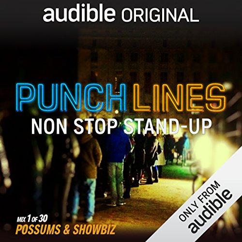 Ep. 1: Possums & Showbiz (Punchlines) audiobook cover art