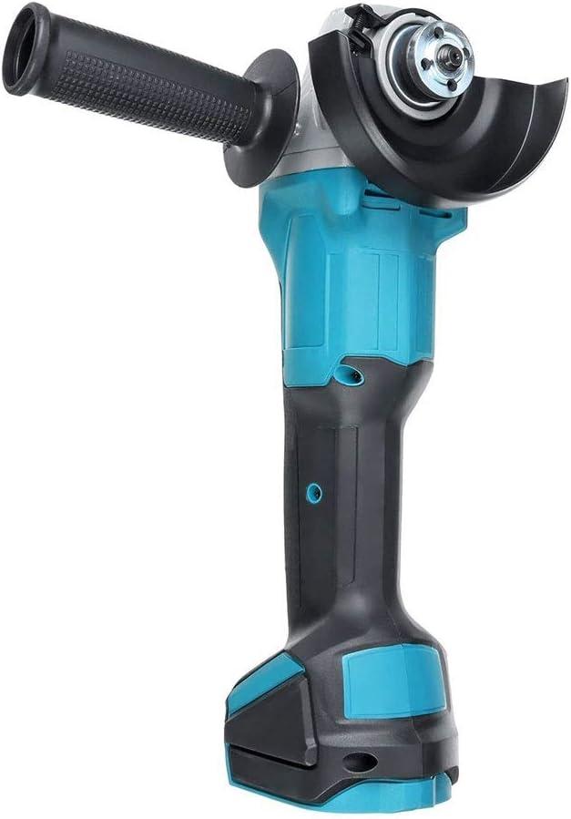 UXZDX CUJUX Indefinitely 125mm Brushless Cordless Grinder Impact Angle Dedication Po DIY