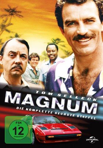 Magnum - Season 6 [5 DVDs]