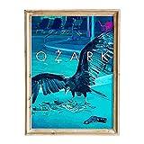 FANART369 Poster Ozark formato A3 serie TV poster originale fanart arte da parete decorazione 29,7 x 42 cm senza bordi