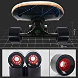 Zoom IMG-2 wyjj skateboard completo da 42
