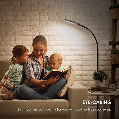 LED Standleuchte /Leselampe von TECKIN - 4