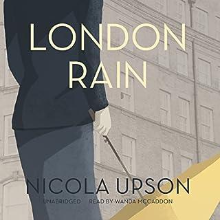 London Rain audiobook cover art