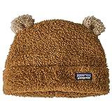 Patagonia Baby Furry Friends Hat Gorro, Unisex niños, Beech Brown, 5 años