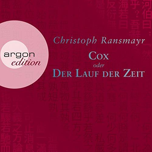 Cox: oder Der Lauf der Zeit audiobook cover art