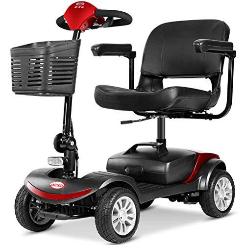 DOS Scooter Électrique pour Handicapés Scooter Électrique...