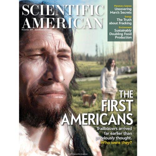 Scientific American, November 2011 audiobook cover art