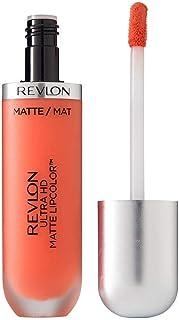 Revlon Ultra HD Matte Lipcolor - 620 HD Flirtation for Women - 0.2 oz