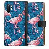 DeinDesign Étui Compatible avec Samsung Galaxy Note 10 Plus 5G Étui Folio Étui magnétique...