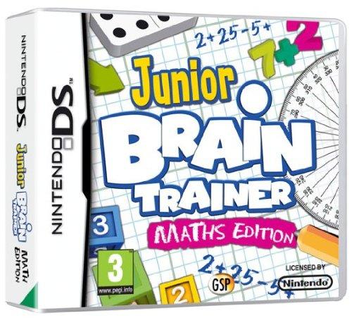 Junior Brain Trainer - Maths Edition