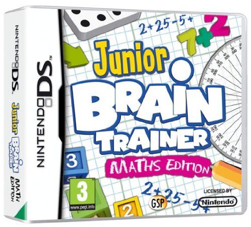 Junior Brain Trainer - Maths Edition