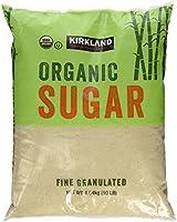 Kirkland Signature Organic Sugar - 10 Lb by Bluezone Mall