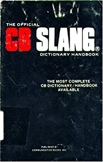 Best cb slang dictionary Reviews