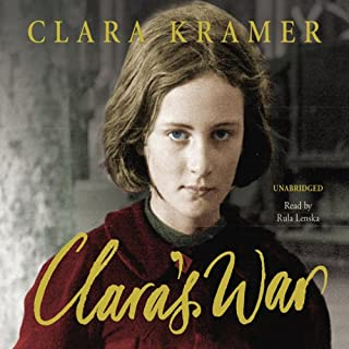 Clara's War cover art