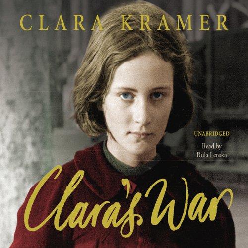 Clara's War audiobook cover art