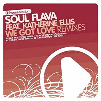 We Got Love (feat. Katherine Ellis)