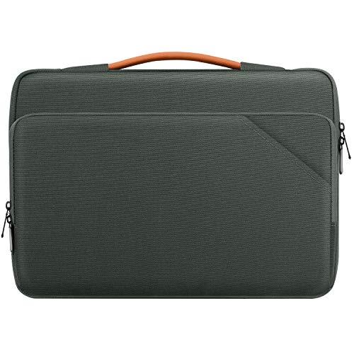 MoKo Tragbare Laptophülle Kompatibel mit MacBook Pro 13.3