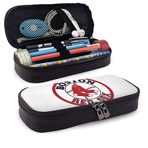Bost-on - Estuche para lápices de gran capacidad, plegable, multiusos, para escuela, oficina, cosméticos, accesorios de viaje