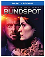 Blindspot: The Complete First Season [Blu-ray] [Import]