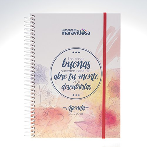 La mente es Maravillosa - Agenda Escolar 2017-2018