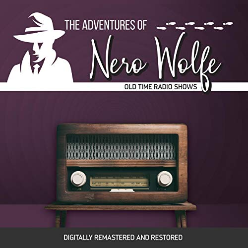 Couverture de The Adventures of Nero Wolfe