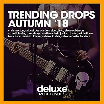Most Trending Drops (Autumn '18)
