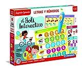 Clementoni - Boli Interactivo Letras y números (55319)