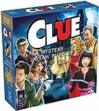 Clue Mystery Jigsaw Puzzle