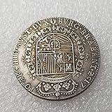 YunBest 1710 Moneda Conmemorativa Antigua de España Antigua – Grandes...