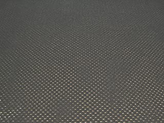 SyFabrics Sports Jersey Micro mesh Fabric 58 inches Wide Black