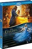 Pack: Cenicienta (Imagen Real) + La Bella Y La Bestia (Beauty & The Beast) [Blu-ray]