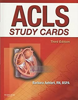 ACLS Study Cards ACLS Study Cards
