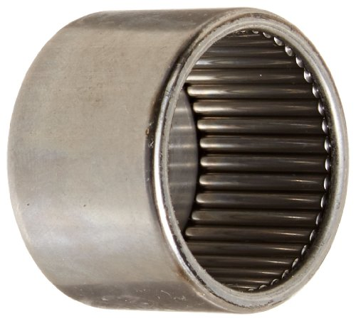 Koyo M-20161 Needle Roller Bearing, Drawn Cup, Closed End, Open, Inch, 1-1/4