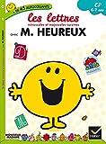 Monsieur Heureux - CP - Les lettres minuscules et majuscules cursives