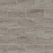 MSI Stone NPIEVENWHI2X4P Pietra Venata White Subway Tile with Polished Finish 2