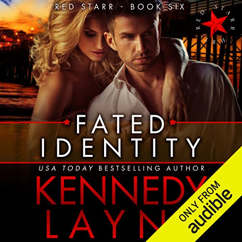 Fated Identity audiobook cover art