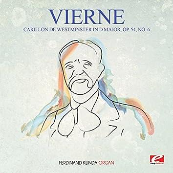 Vierne: Carillon de Westminster in D Major, Op. 54, No. 6 (Digitally Remastered)
