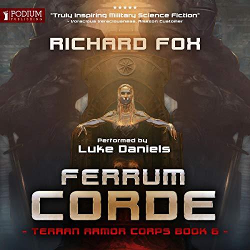 Ferrum Corde audiobook cover art