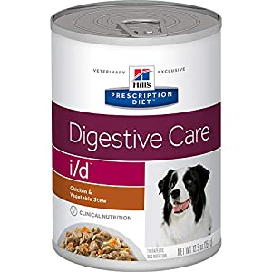 Hill's Prescription Diet Wet Dog Food, Veterinary Diet, i/d Digestive Care