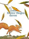 Zehn Blätter fliegen davon (Atlantis Thema Bücher)