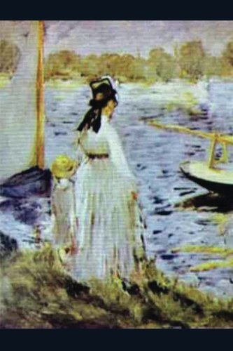 """""""The Banks of the Seine at Argenteuil"""" by Edouard Manet - 1874: Journal (Blank / (Art of Life Journals)"""