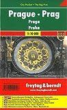 Prag, Stadtplan 1:10.000, City Pocket + The Big Five: Stadskaart 1:10 000 (freytag & berndt Stadtpläne)
